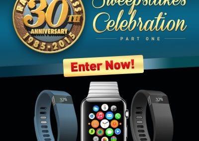 Radio Express Facebook Contest